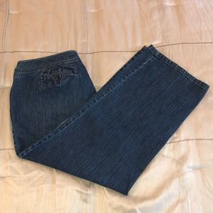 Talbots Woman Stretch Jeans!